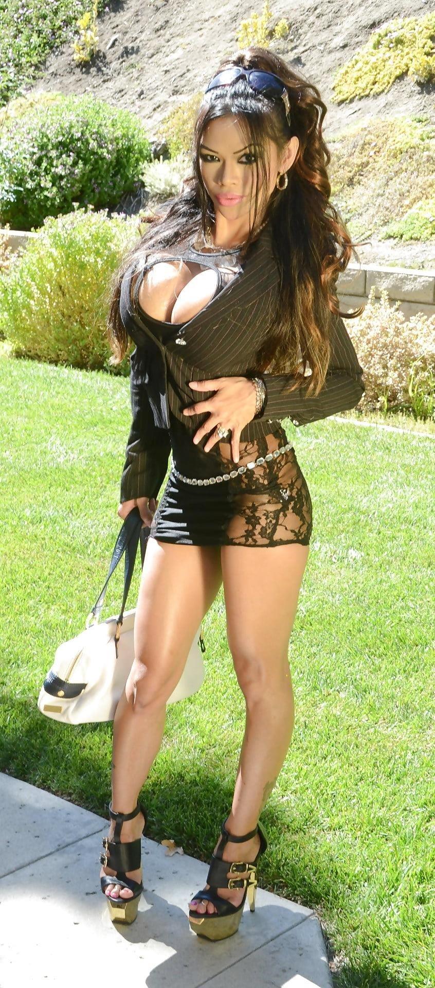 Big boobs high heels pics-9600