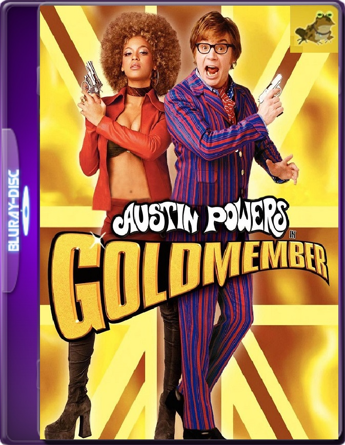 Austin Powers En Goldmember (2002) Brrip 1080p (60 FPS) Latino / Inglés