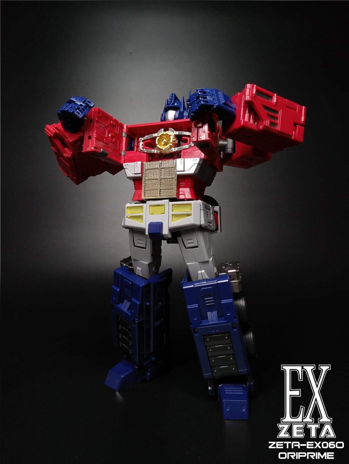 [ToyWorld][ZetaToys] Produit Tiers - TW-M01 Primorion/Zeta-EX6O OriPrime et Zeta -EX6E EvaPrime - aka Optimus (G1 et Evangelion) - Page 3 Wq3LK9j8_o