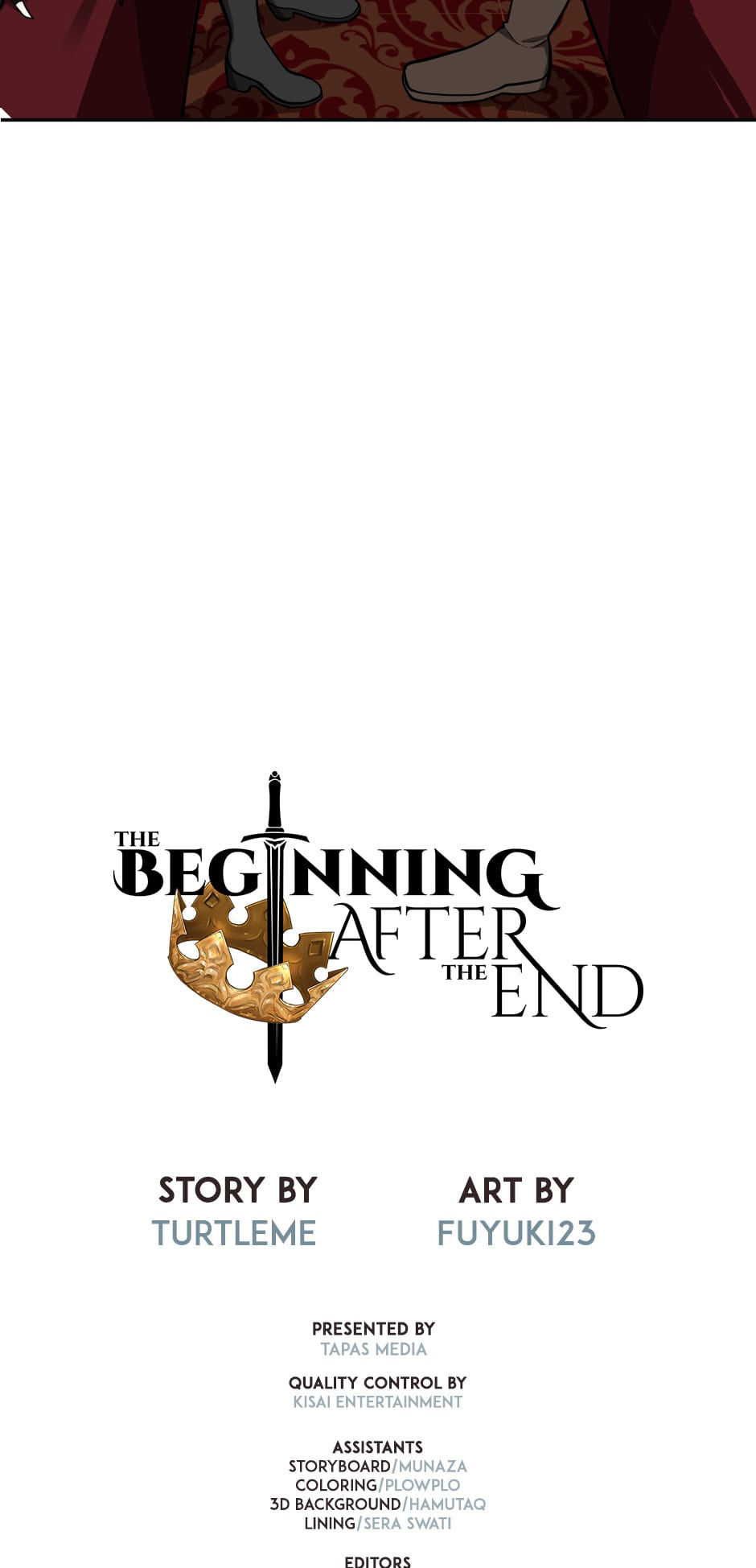 The Beginning After The End chap 40 - Trang 12