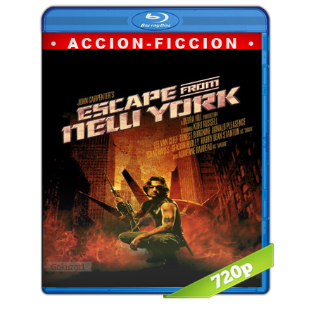 descargar 1997 Escape De Nueva York [m720p][Trial Lat/Cas/Ing][Accion](1981) gartis