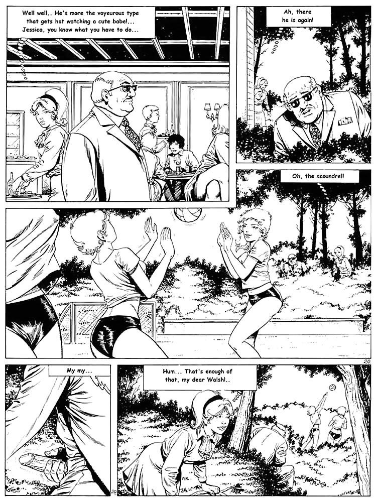 Black and white sex comics-7554