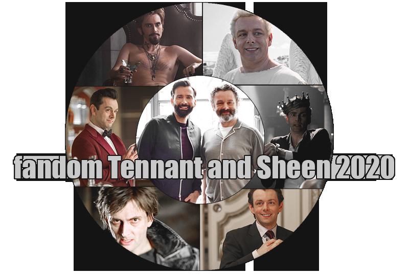 fandom Tennant and Sheen 2020