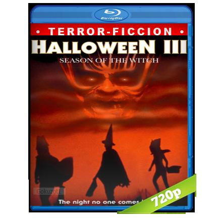 Halloween 3 [1982][BD-Rip][720p][Trial Lat-Cas-Ing][Terror]