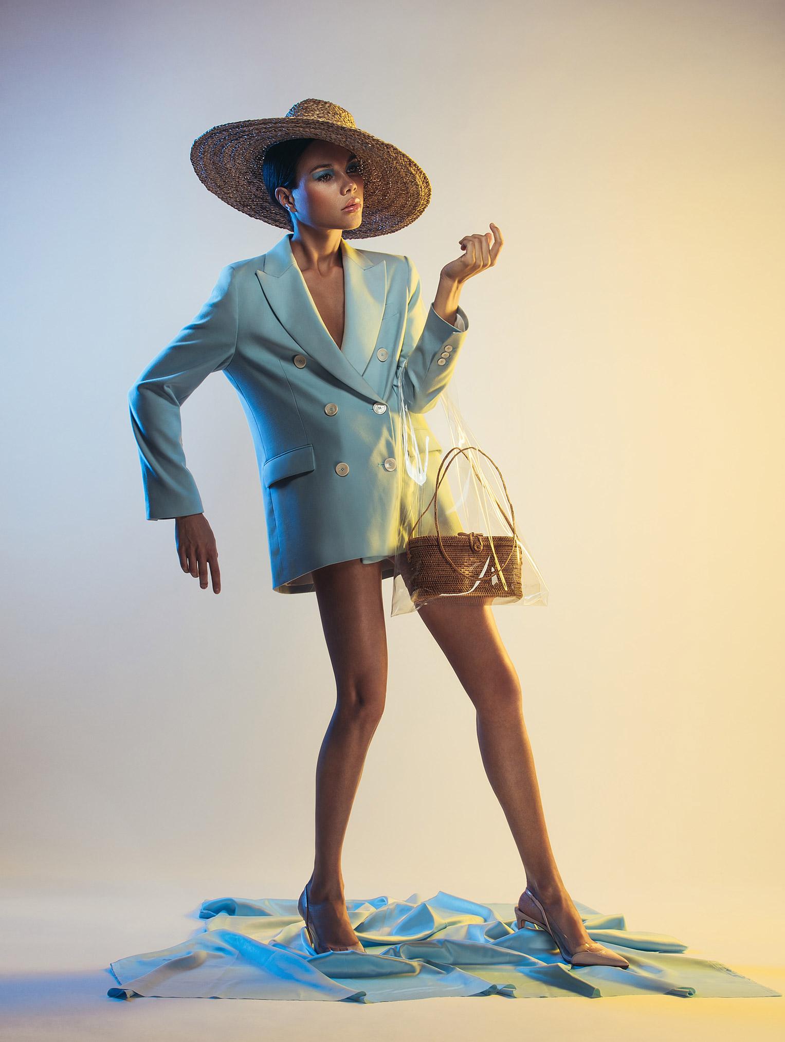 Джейн в каталоге модной одежды LouLou 2019 / фото 07