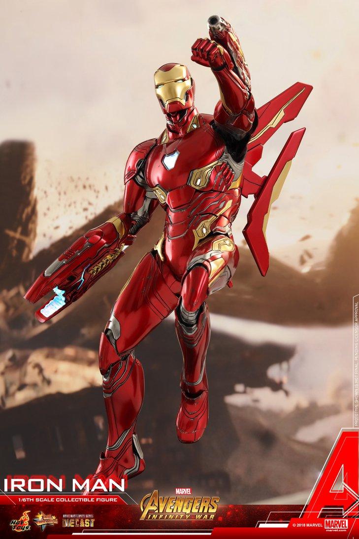 Avengers - Infinity Wars - Iron Man Mark L (50) 1/6 (Hot Toys) PpxoPupj_o