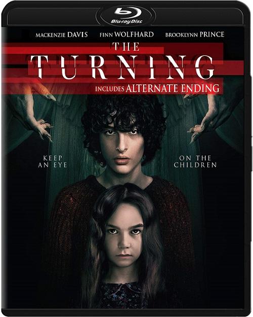Guwernantka / The Turning (2020) MULTi.720p.BluRay.x264.AC3-DENDA / LEKTOR i NAPISY PL