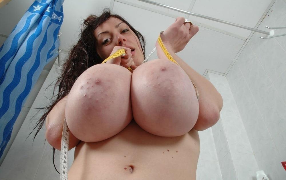 Slim girl huge tits-3549
