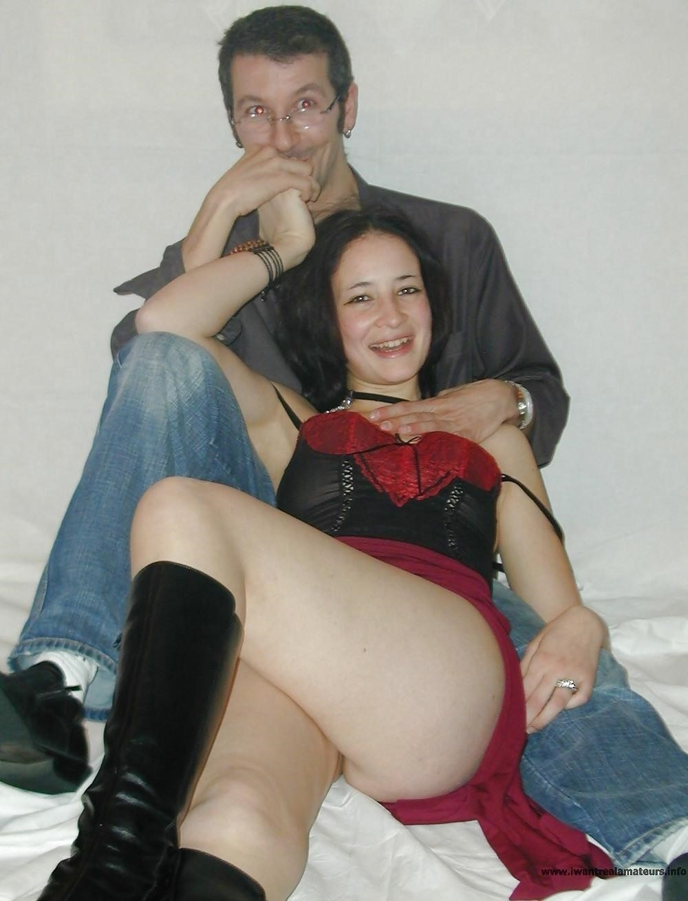Real amateur threesome-6889