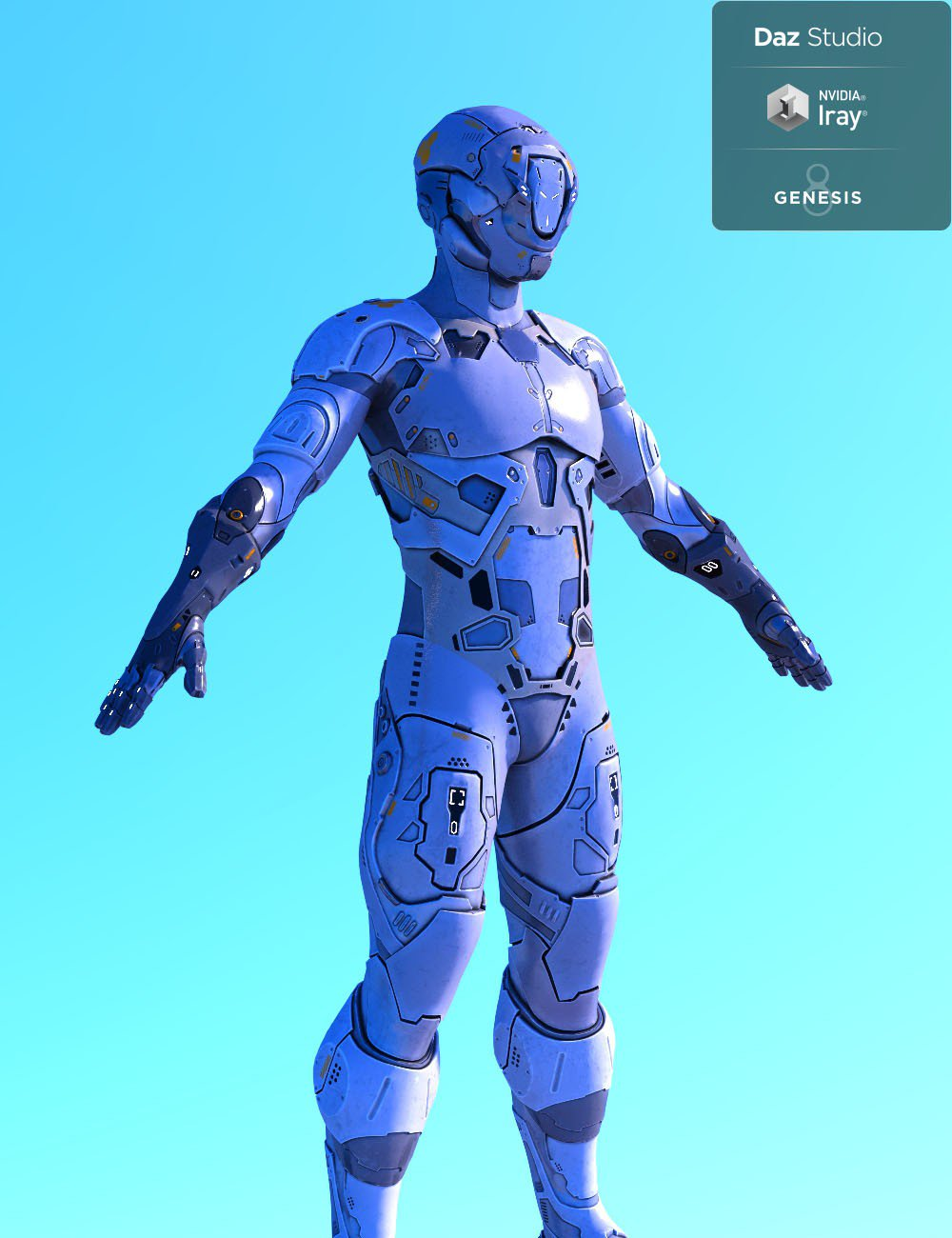 ShuShuara Outfit For Genesis8 Male(s)