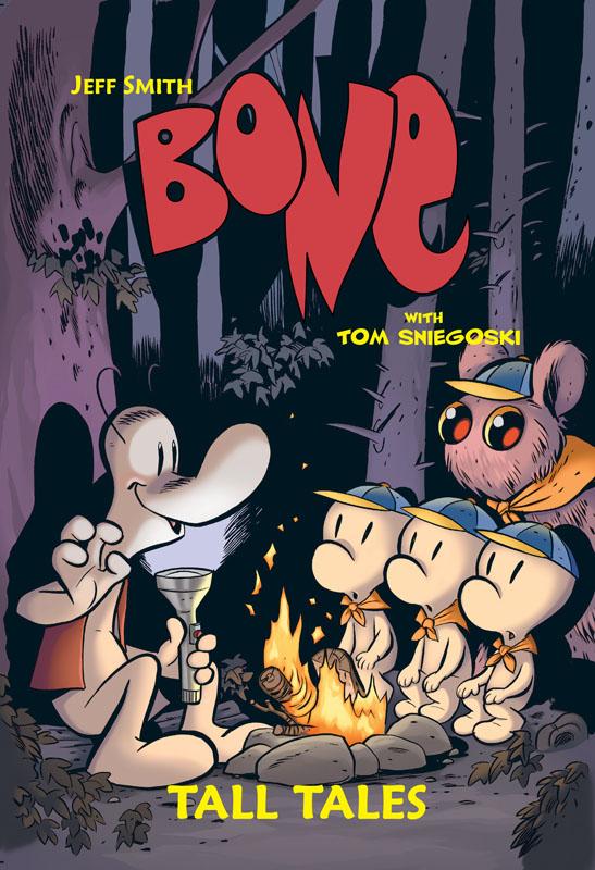Bone - Tall Tales (2010)