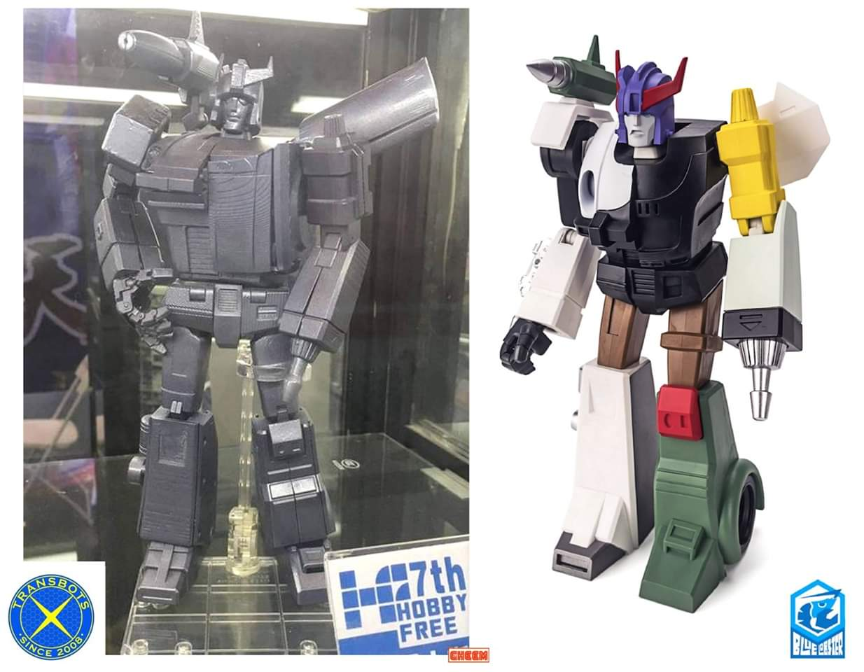 Produit Tiers TF G1 - Figurines non transformable - Before and After, Ex-Factory, X-Transbots, Lewin Resources, etc PH4wl8Tr_o