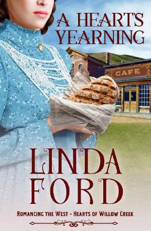 A Hearts Yearning  Hearts of W - Linda Ford