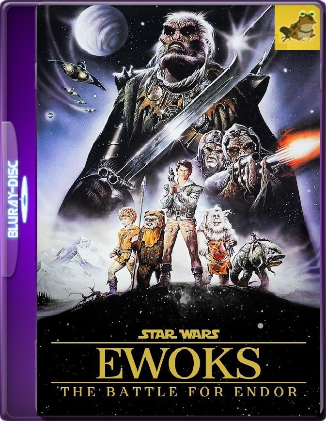 La Batalla Del Planeta De Los Ewoks (1985) WEB-DL 1080p (60 FPS) Latino / Inglés