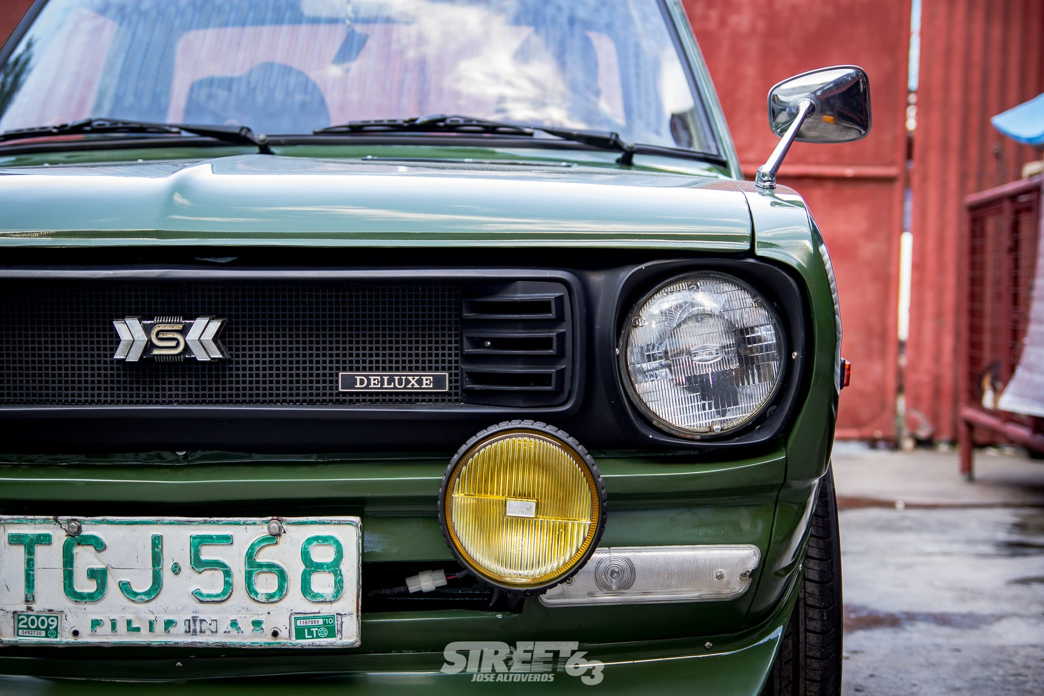 Sushi Factory Datsun Pickup 3