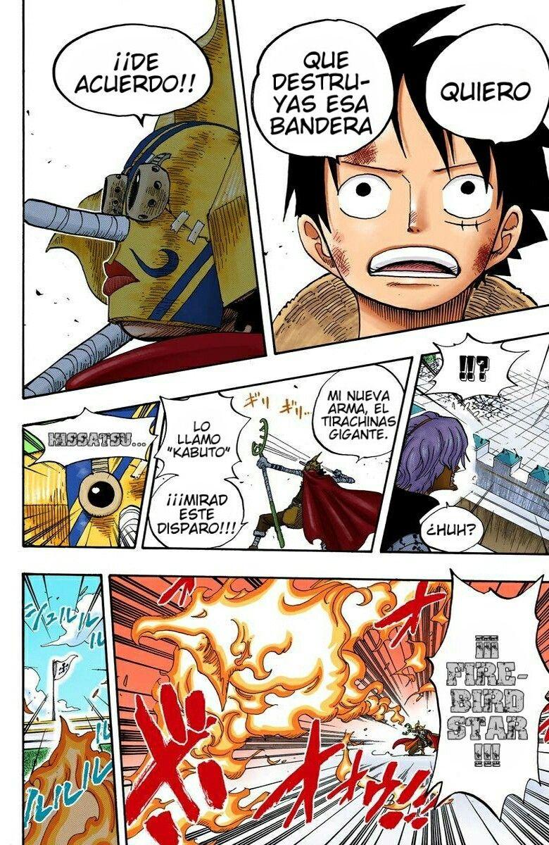 One Piece Manga 391-398 [Full Color] QCGrisOI_o