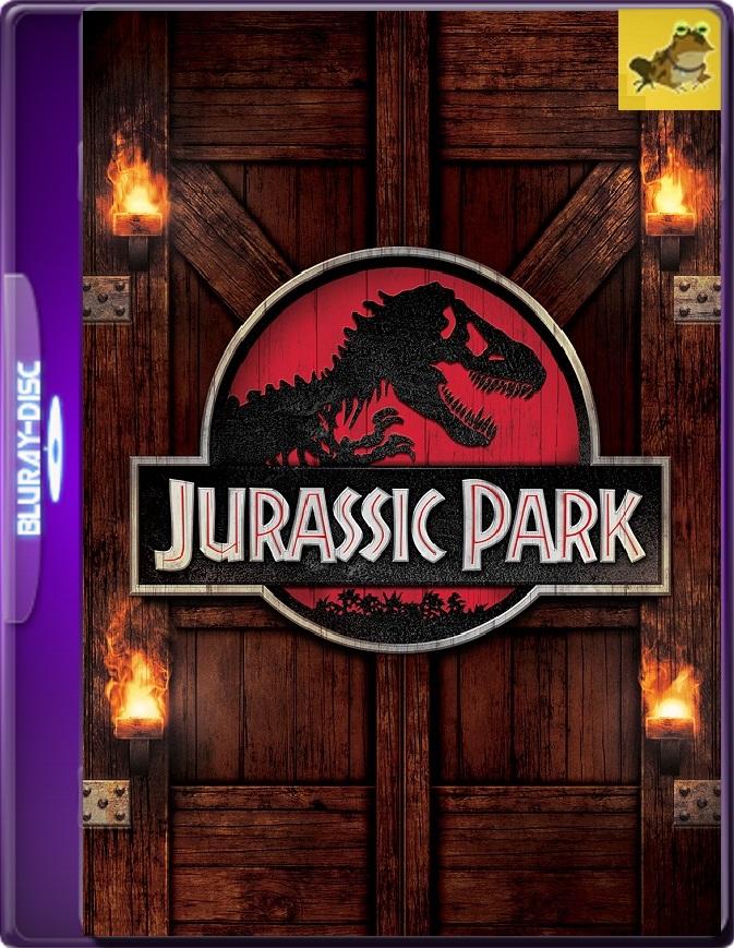 Parque Jurásico (1993) Brrip 1080p (60 FPS) Latino / Inglés