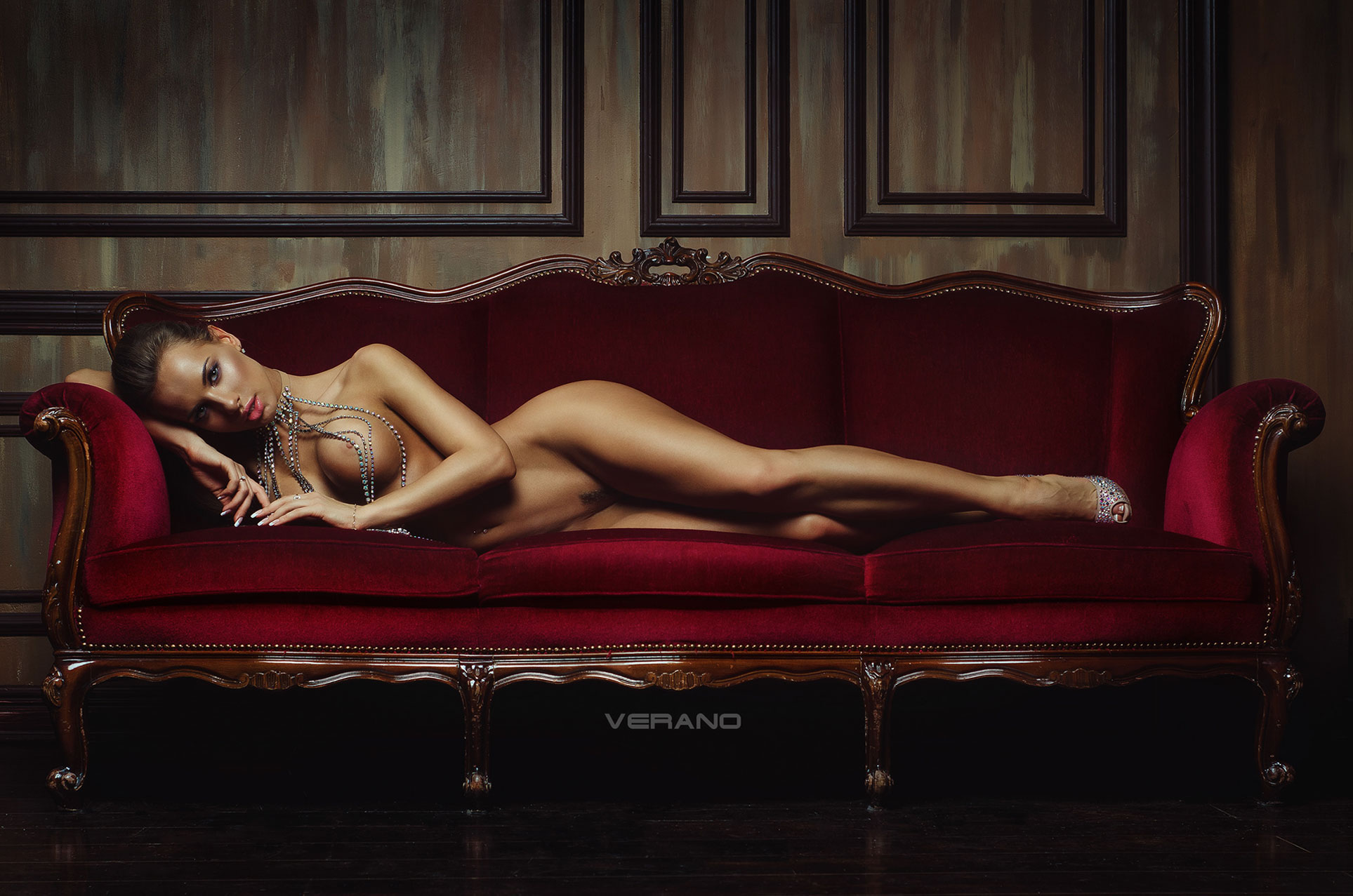 Катерина Кристалл / Katerina Kristall by Nikolas Verano