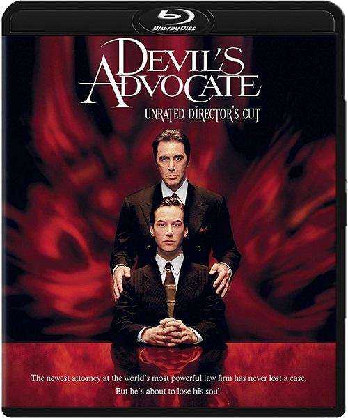 Adwokat diabła / The Devil's Advocate (1997) UNRATED.DIRECTORS.CUT.MULTi.720p.BluRay.x264.DTS.AC3-DENDA / LEKTOR i NAPISY PL
