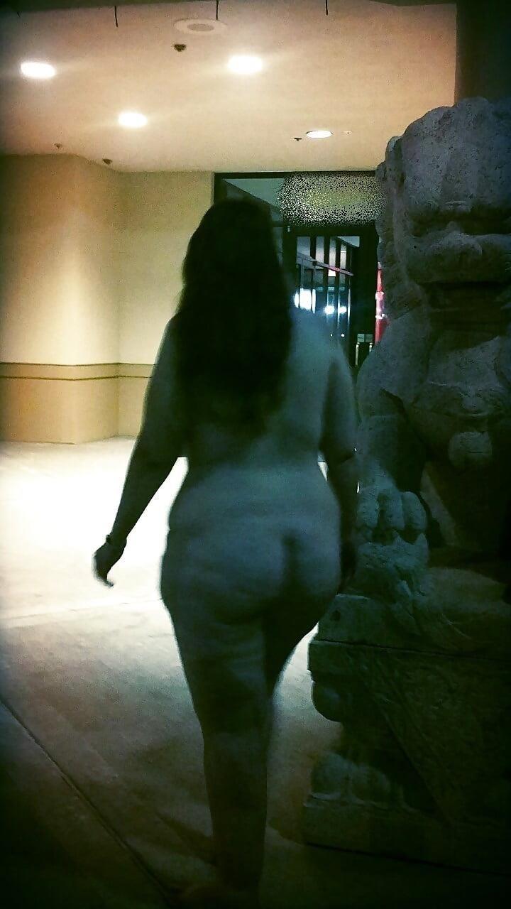 Bbw public nudity-3753