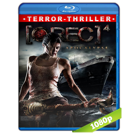 Rec 4 Apocalipsis Full HD1080p Audio Castellano 5.1 (2014)