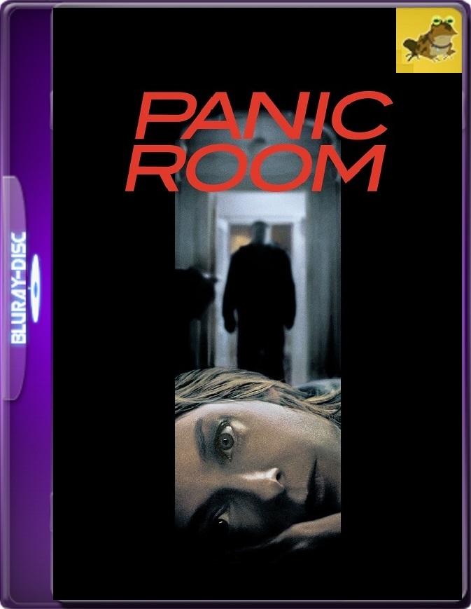 La Habitación Del Pánico (2002) Brrip 1080p (60 FPS) Latino / Inglés