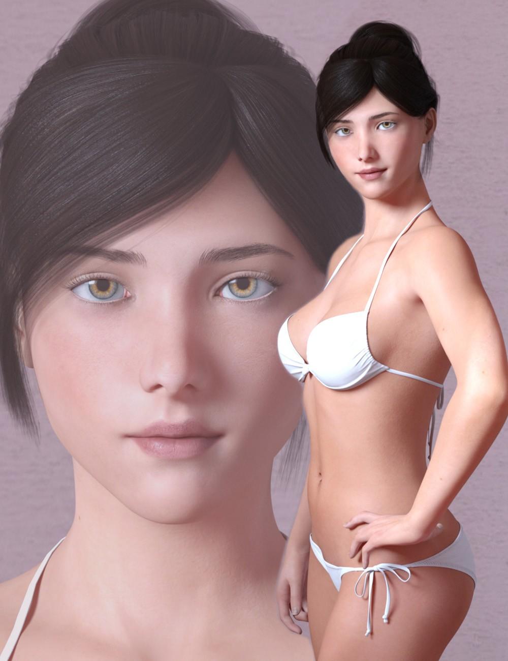 Hazel for Genesis 3 Female