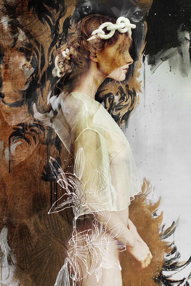 Sleeping Beauty / Eliisa Raats by Remi Kozdra and Kasia Baczulis