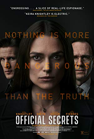 Official Secrets (2019) WEBRip 1080p YIFY