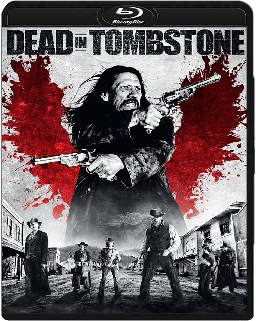 Śmierć w Tombstone / Dead in Tombstone (2013) PL.720p.BDRip.XviD.AC3-ELiTE / Lektor PL