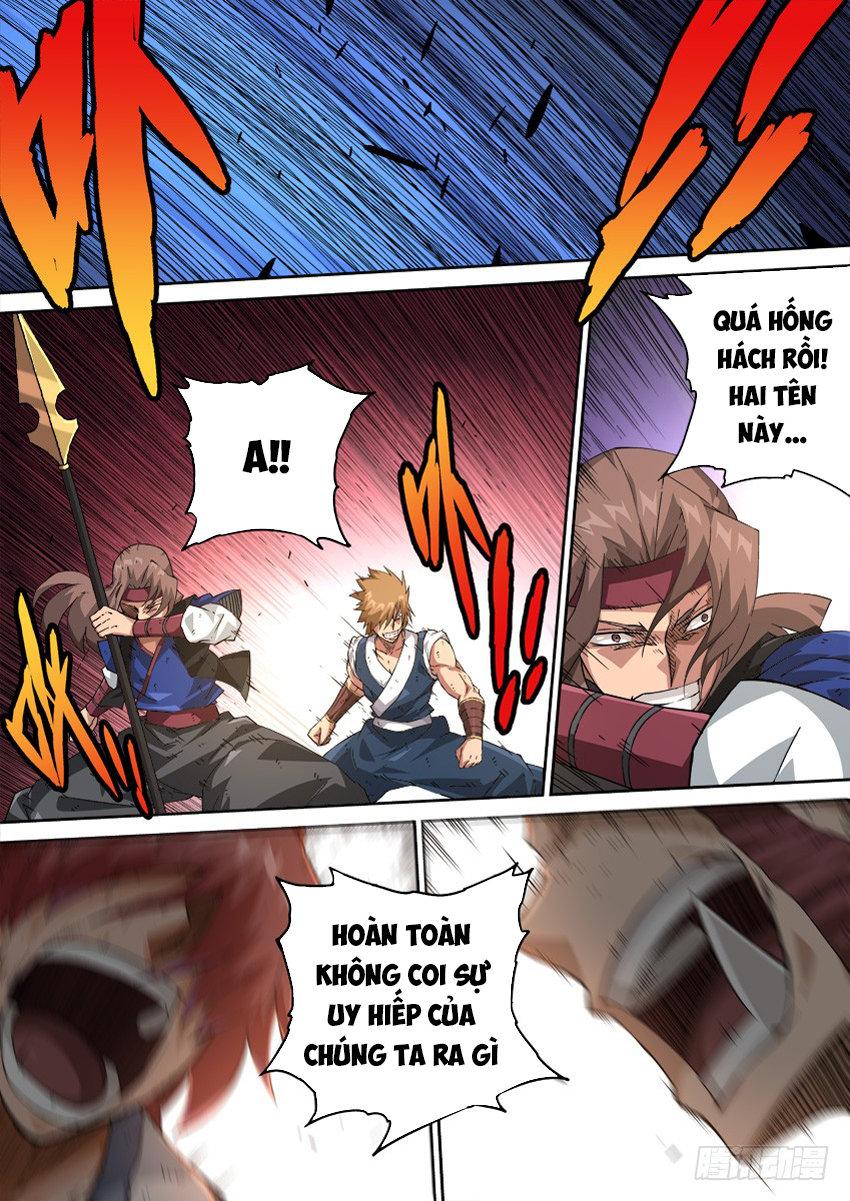 Quyền Bá Thiên Hạ Chapter 235