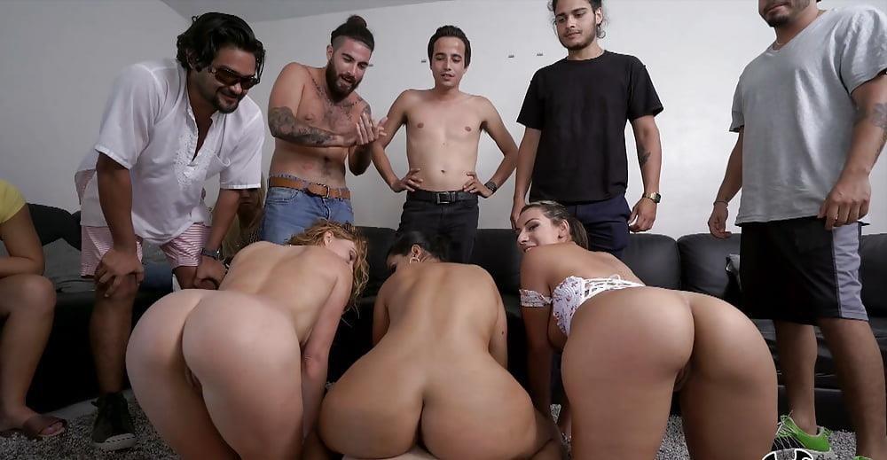Group casting porn-7146