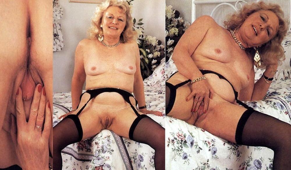 Granny triple anal-1810