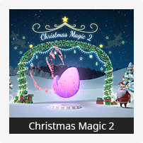 Santa - Christmas Magic - 5