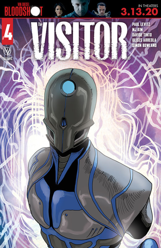 The Visitor #1-4 (2019-2020)