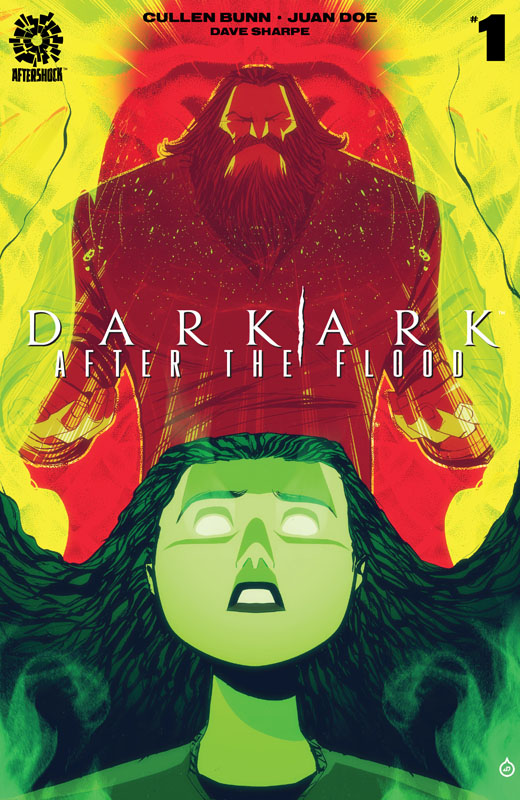 Dark Ark - After the Flood #1-3 (2019-2020)