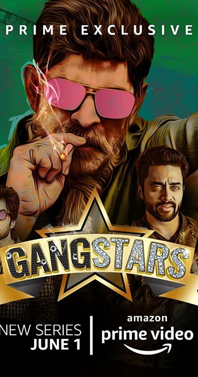 GangStars S01 Complete 1080p WEB-Rip x264 AC3 DD5.1