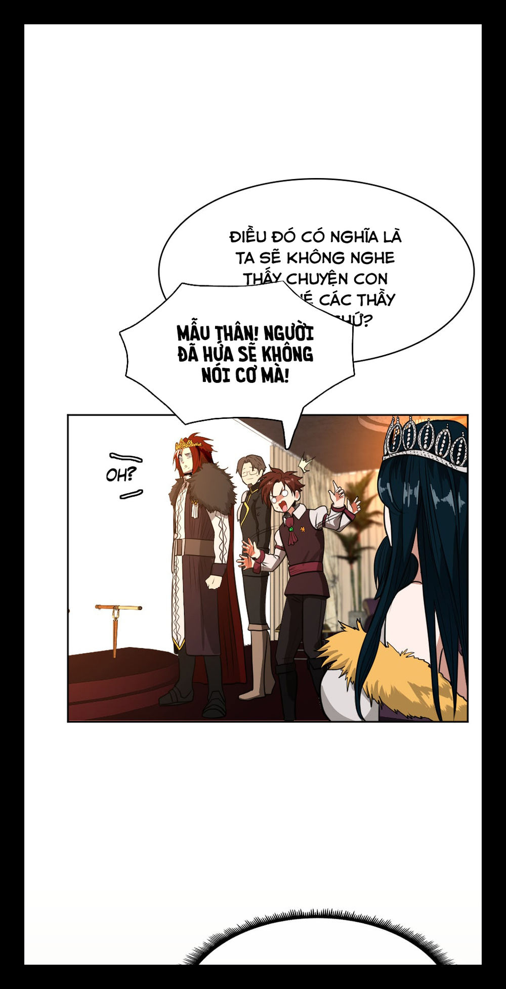 The Beginning After The End chap 42 - Trang 45