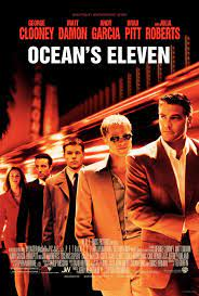 Oceans Eleven | 2001 | 1080p | Multi DUAL | BluRay | REMUX | VC-1 AC3 5 1 - HdT