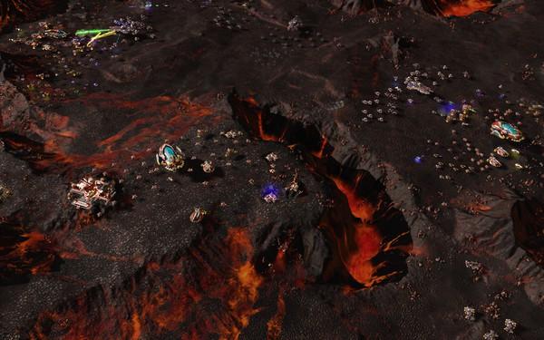 Ashes of the Singularity: Escalation Captura 1