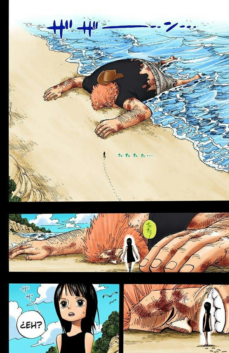 One Piece Manga 391-398 [Full Color] HghdrPkG_o