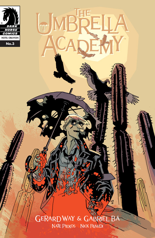 The Umbrella Academy - Hotel Oblivion #0-2 (2018)