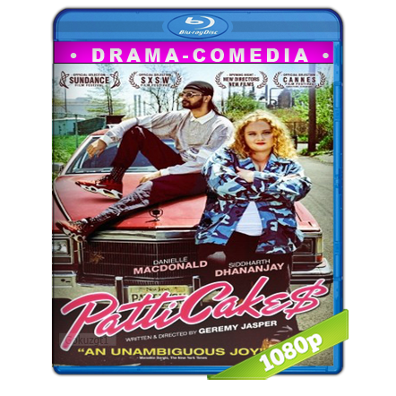 descargar Patti Cakes 1080p Lat-Cast-Ing[Drama](2017) gratis
