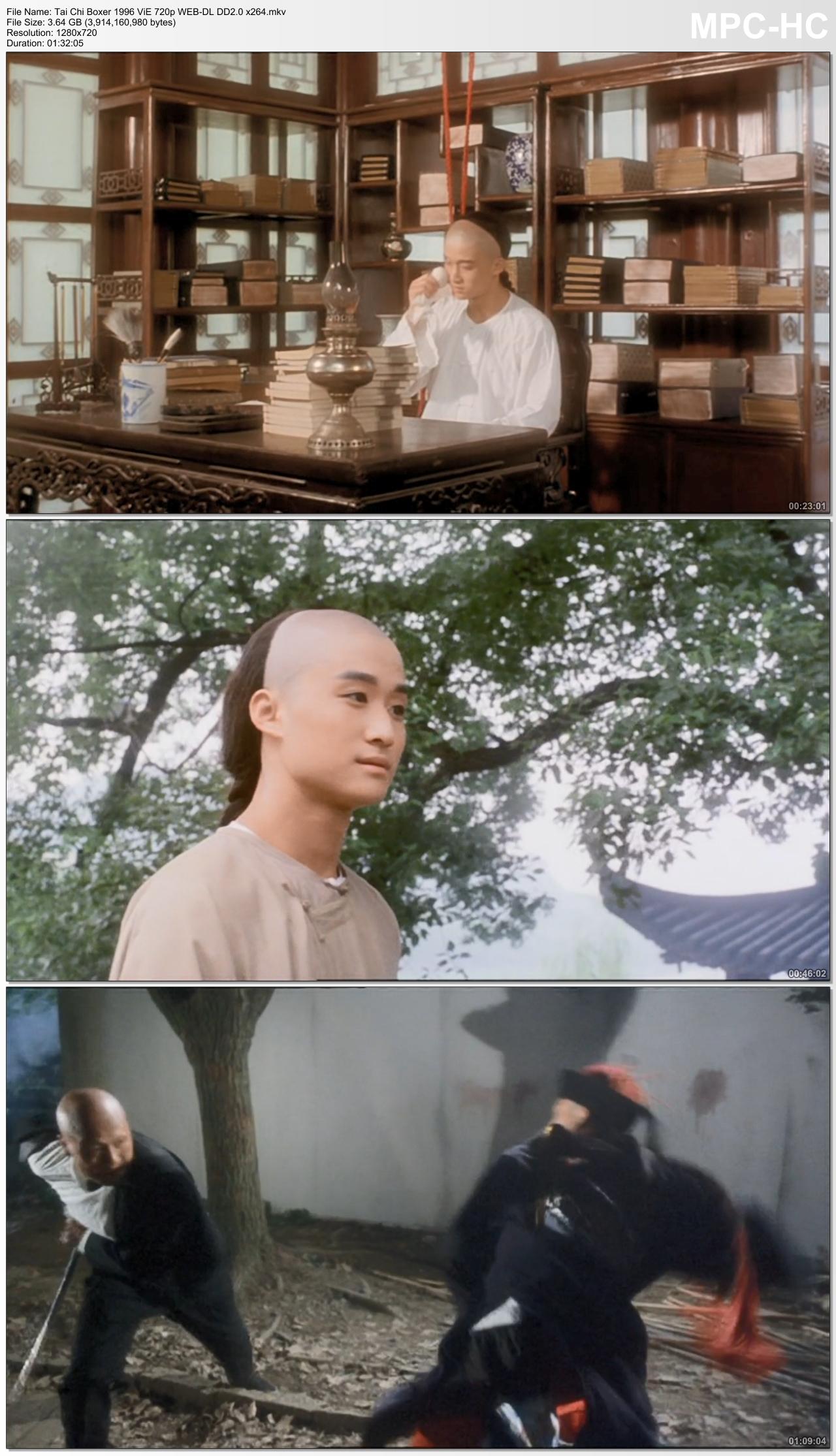 Thái Cực Quyền 2 - Tai Chi Boxer 1996 ViE 720p WEB-DL DD2 0 x264 screenshots