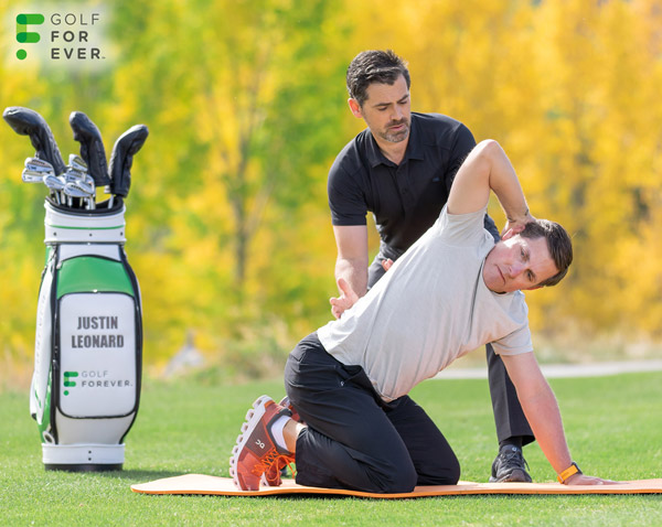 GOLFFOREVER at Home Workouts