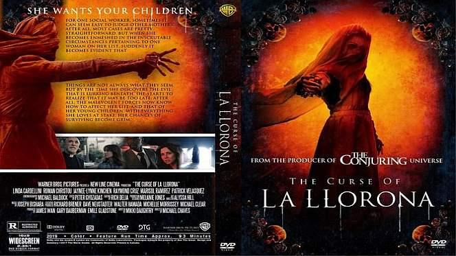 La Maldicion De La Llorona (2019) BRRip Full 1080p Audio Trial Latino-Castellano-Ingles