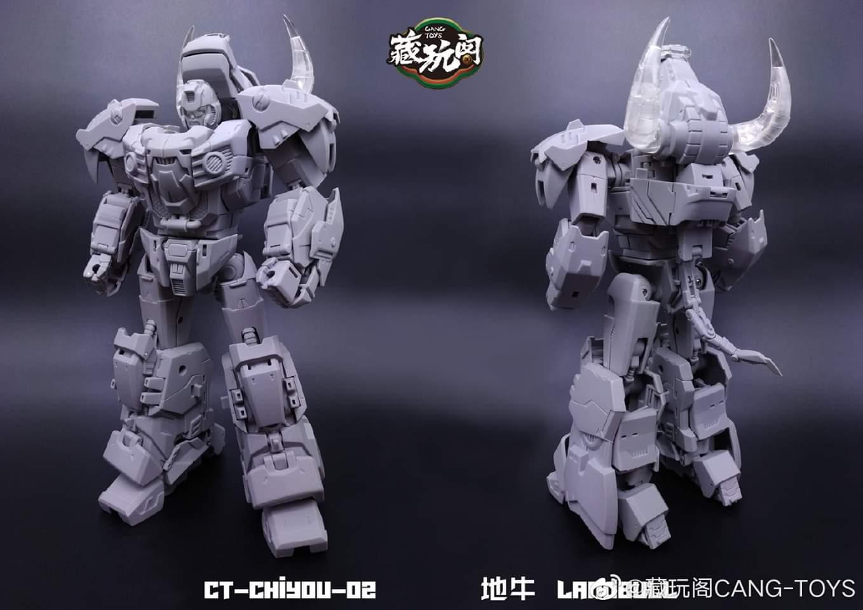 [Toyworld][Cang-Toys] Produit Tiers - Thunderking/Chiyou - aka Predaking/Prédaroi (Prédacons) XcDvK5Qz_o