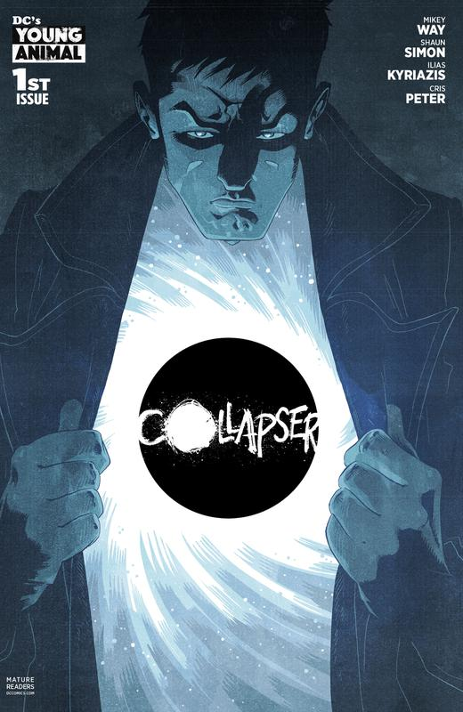 Collapser #1-6 (2019-2020)