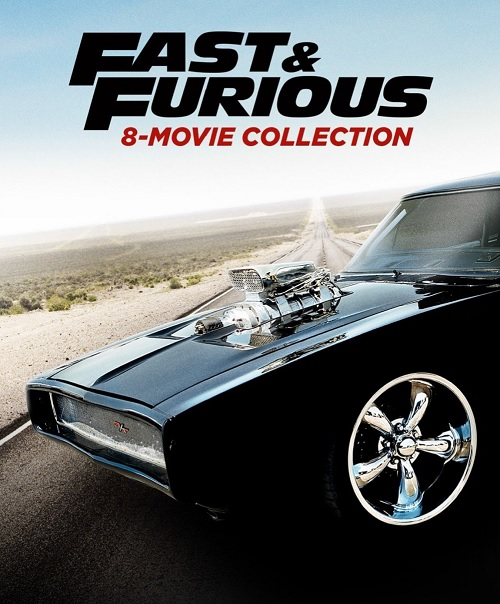 Szybcy i wściekli / The Fast And The Furious (2001-2017) V2.COLLECTiON.MULTi.720p.BluRay.x264.DTS.AC3-DENDA / LEKTOR i NAPISY PL