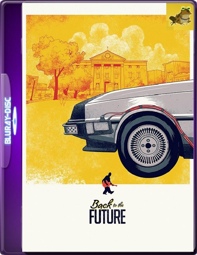Volver Al Futuro (1985) Brrip 1080p (60 FPS) Latino / Inglés